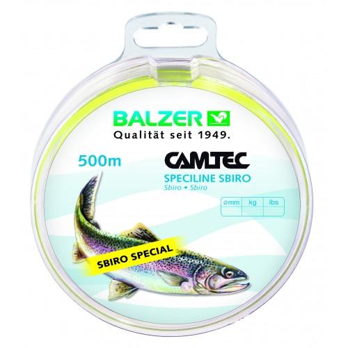 NYLON BALZER CAMTEC SPECILINE SBIRO 500M