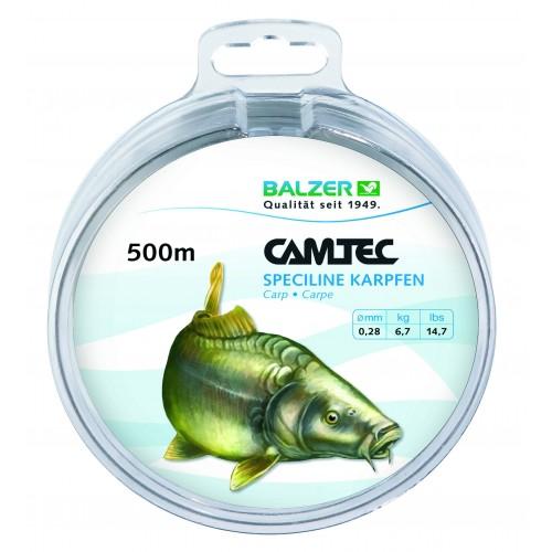 NYLON BALZER CAMTEC SPECILINE CARP 500M