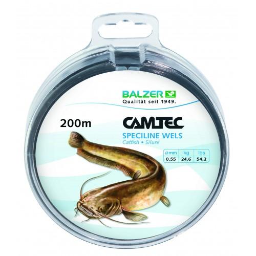 NYLON BALZER CAMTEC SPECILINE CATFISH 200M