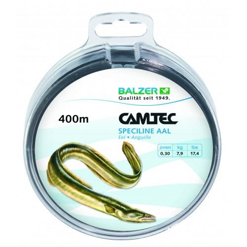 NYLON BALZER CAMTEC SPECILINE ANGUILLE 400M